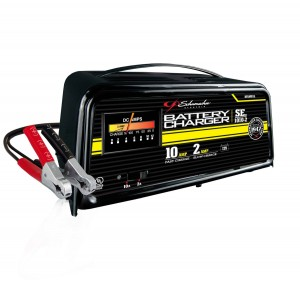 schumacher boat battery charger review
