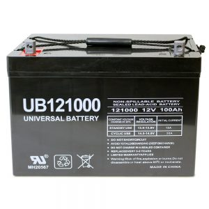 12V 100Ah Solar Wind VRLA Battery Review