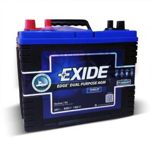 Exide Edge FP-AGM24DP AGM Sealed Marine Battery Review