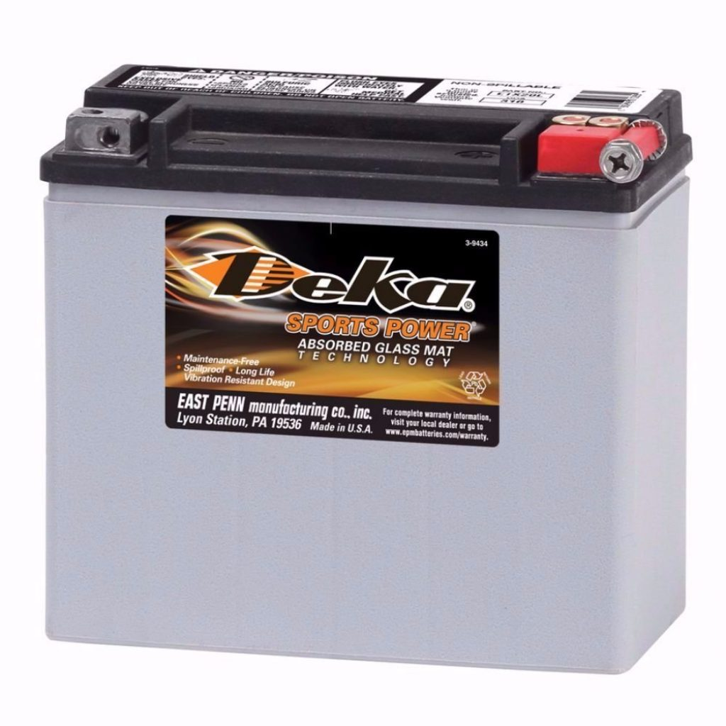 Best Deka Deep Cycle Battery