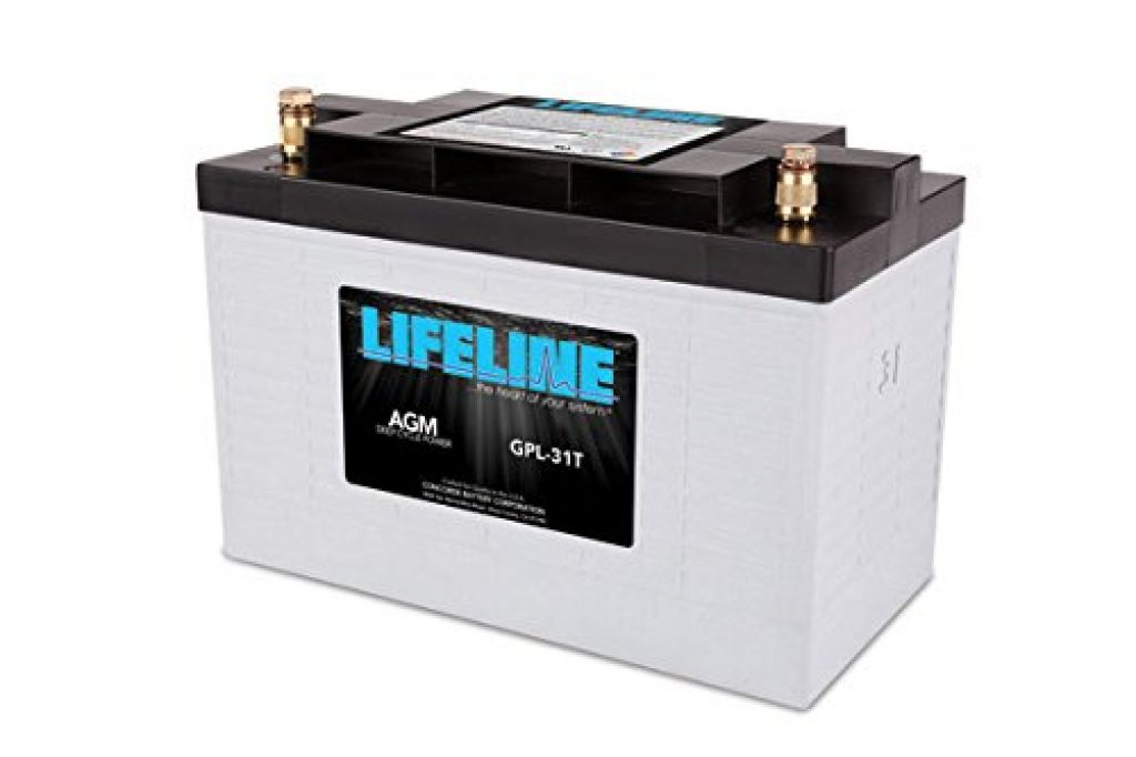Lifeline Marine AGM Battery Review