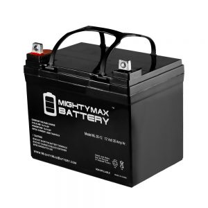 ML35-12 - 12V 35AH U1 Deep Cycle AGM Solar Battery brand product Review