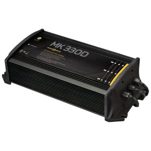 MinnKota MK 330D 3 bank On-Board Battery Charger Review