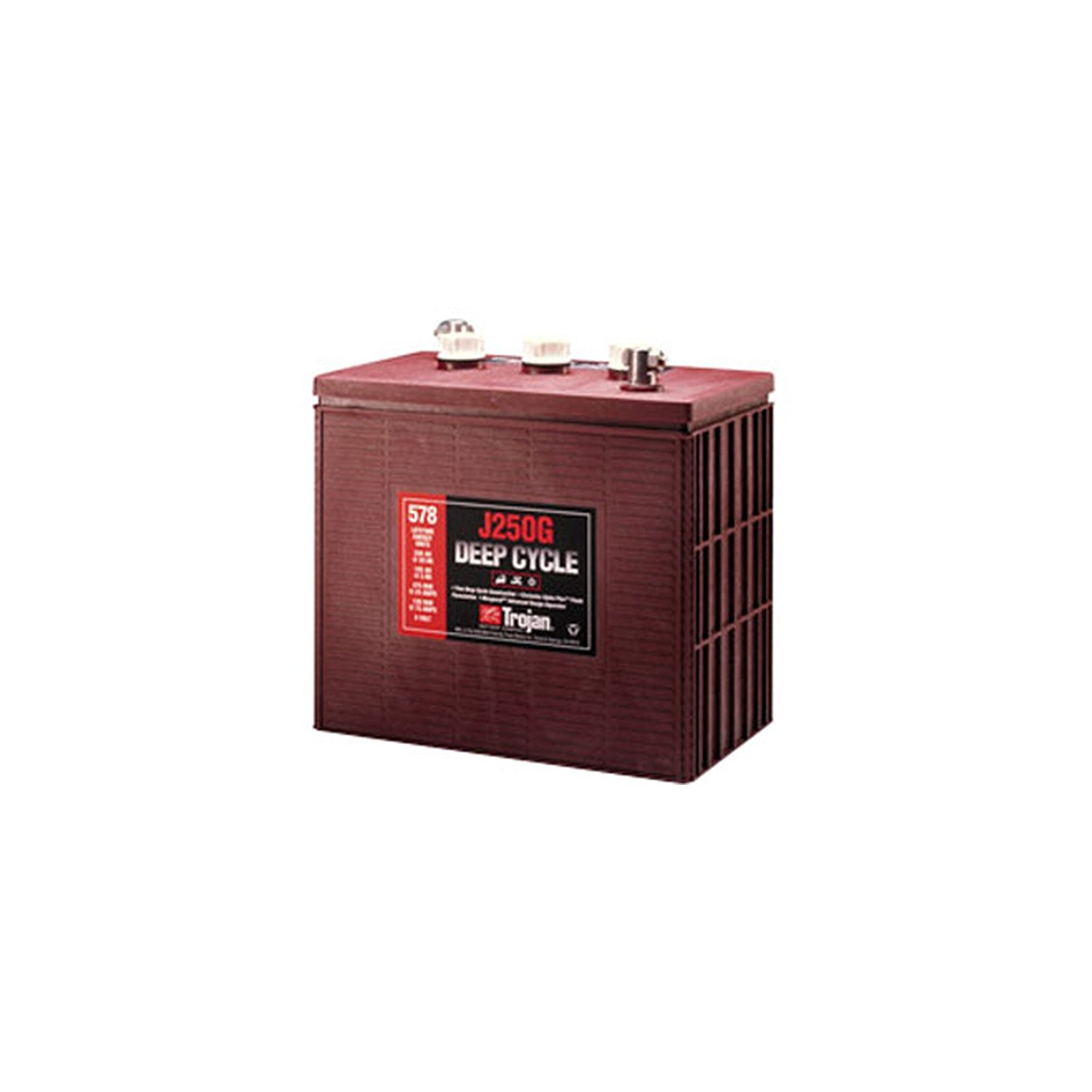 Trojan Flooded Lead Acid Deep Cycle Battery Review