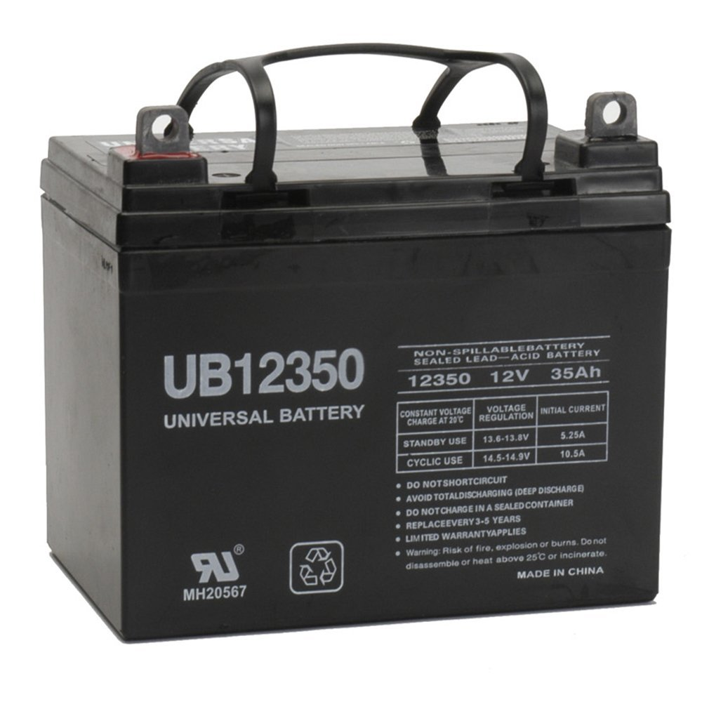 UPG Sealed Lead Acid Battery Review