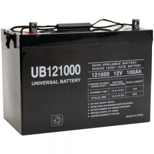 Universal Power Group 45978 Sealed Lead Acid Battery Review