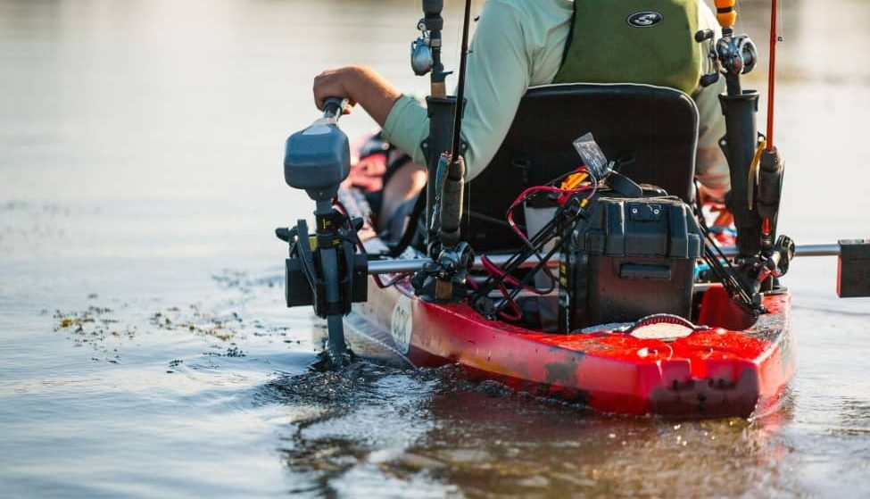 How Fast Will A 55 lb Thrust Trolling Motor Go?