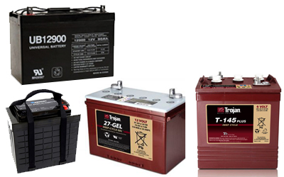 Different Types Of Trolling Battery