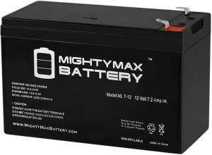 Mighty-Max-Battery