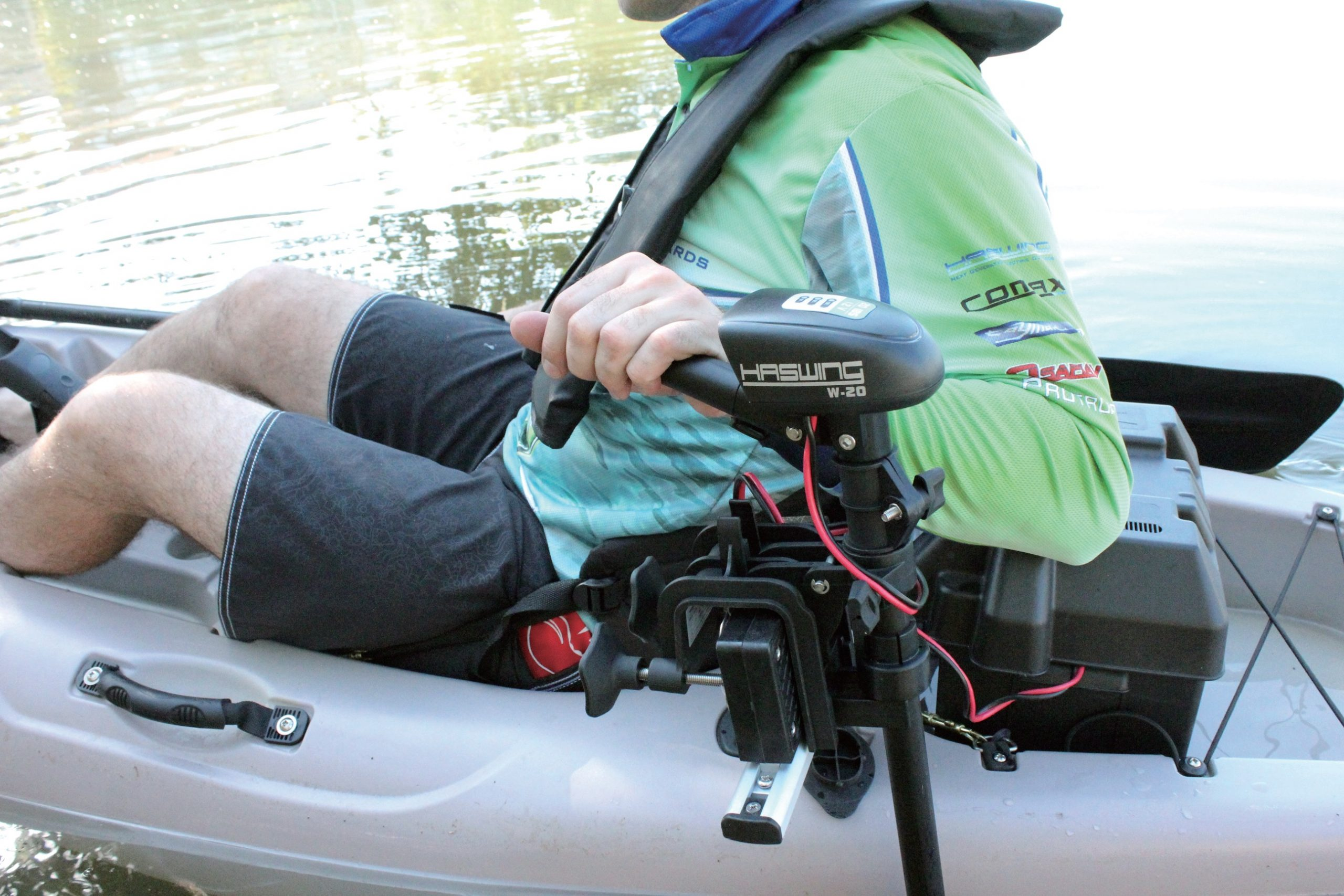 Lightweight Trolling Motor Battery