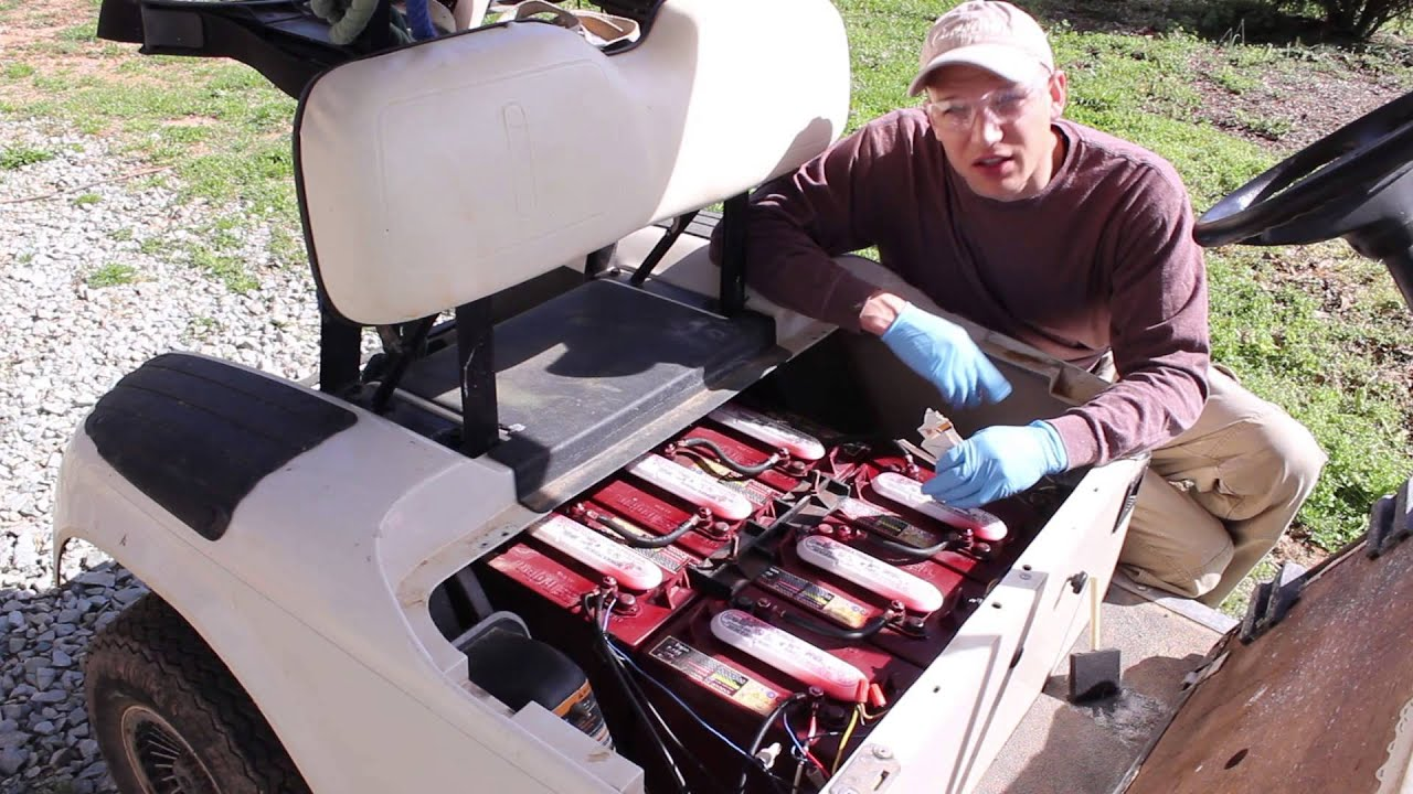 Who Makes The Best Golf Cart Batteries! – Expert's Pick