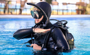 Divers Safety While Diving