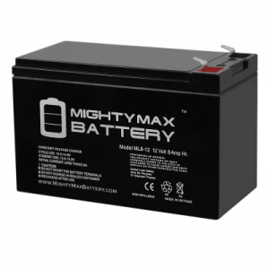 Mighty Max Battery ML8