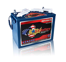 US 12V XC2-12 Volt Golf Cart Battery