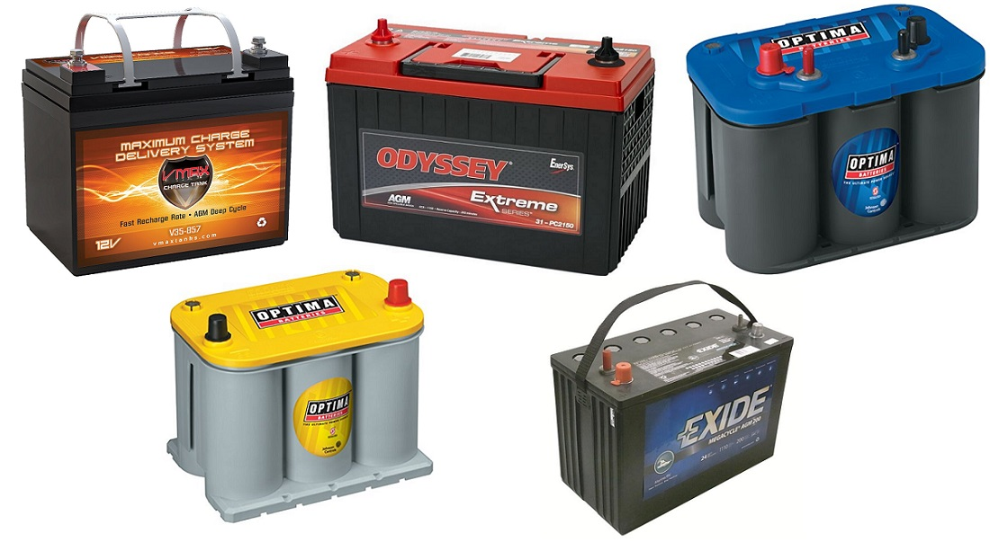 How are FVP Batteries different to other batteries?