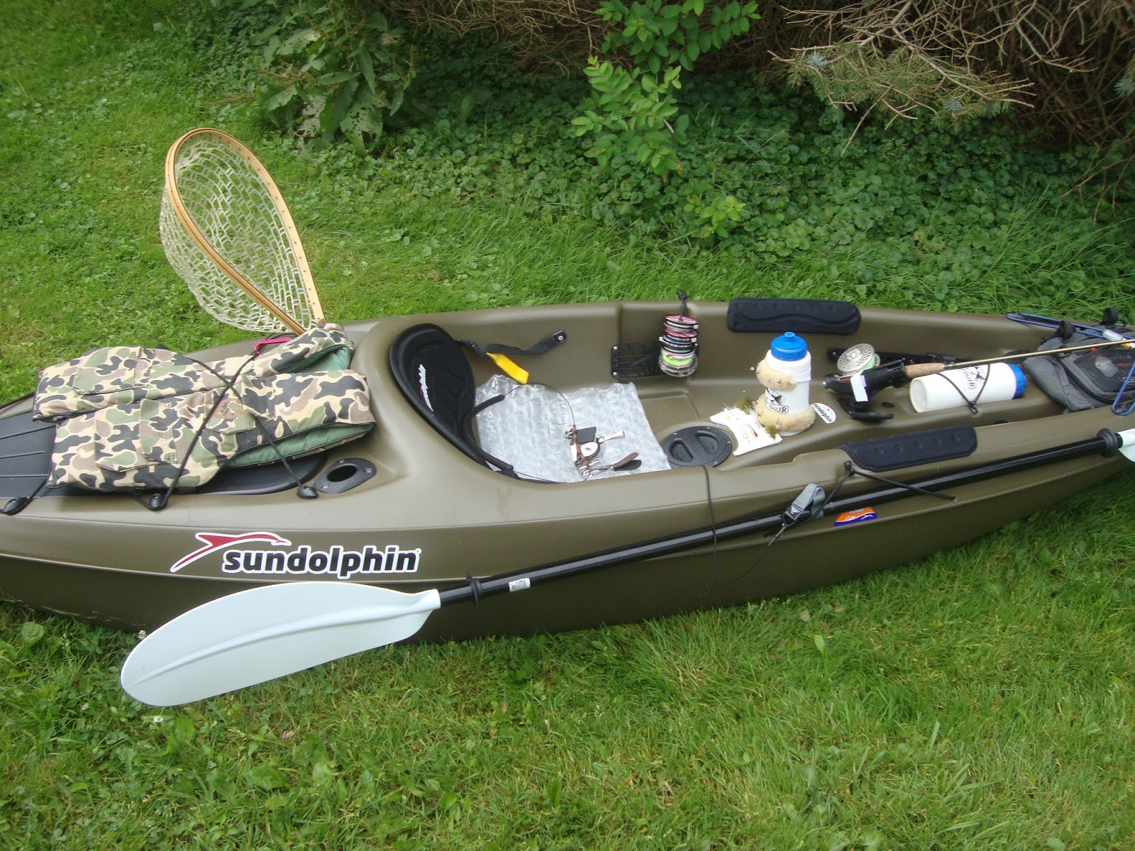 additional feature that you want on your kayaks