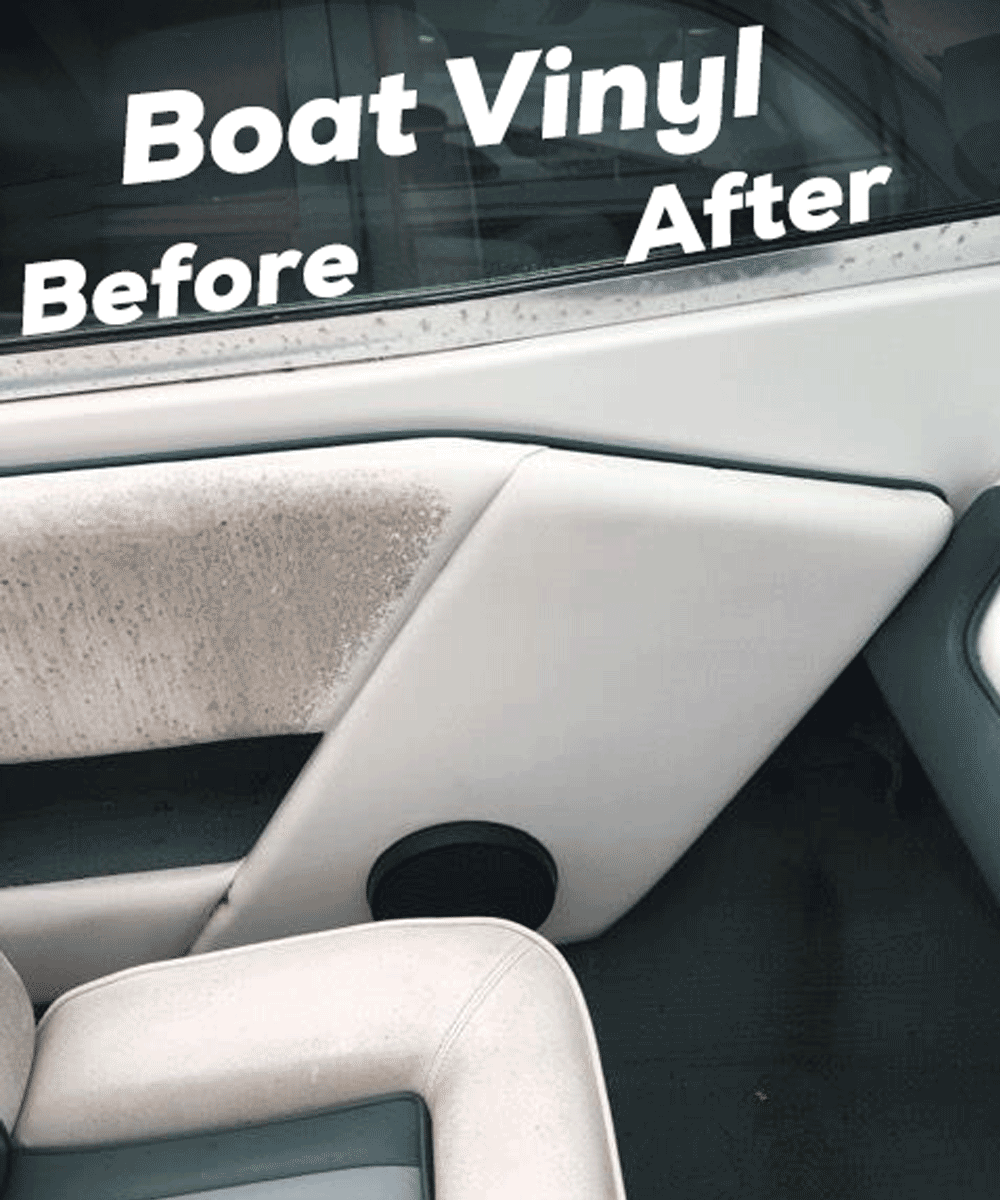 Marine Vinyl Cleaner