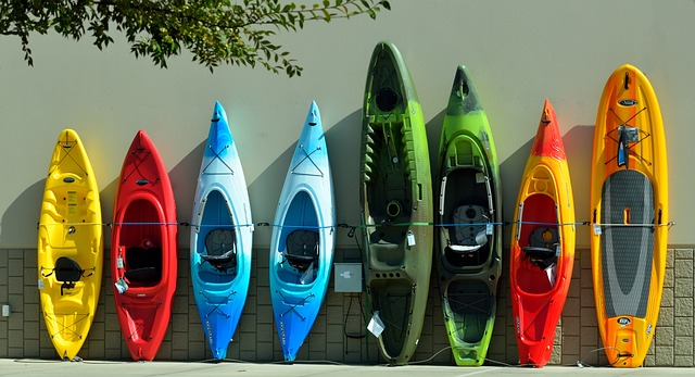 kayaks weight