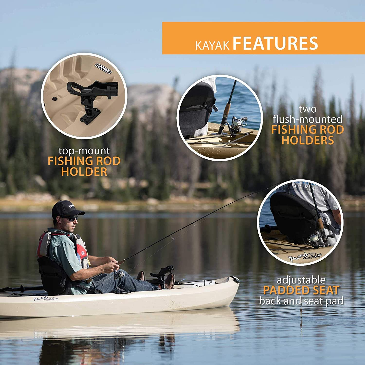 whats the most stable fishing kayak