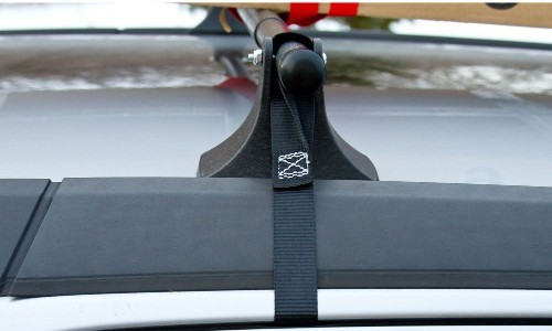 kayak rack for car without rails