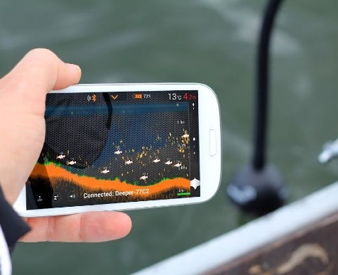 portable fish finder for kayak