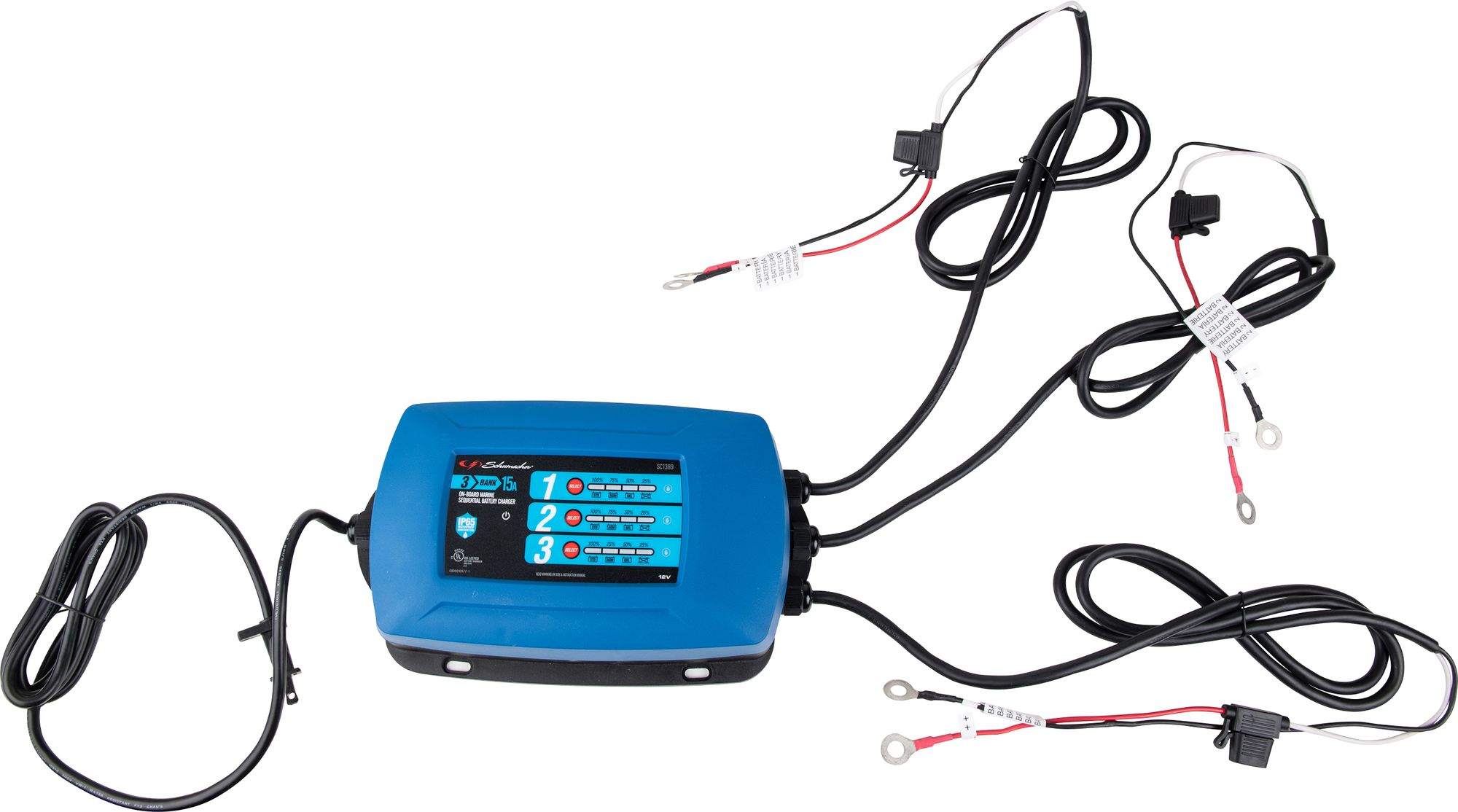 what is the best * bank marine battery charger