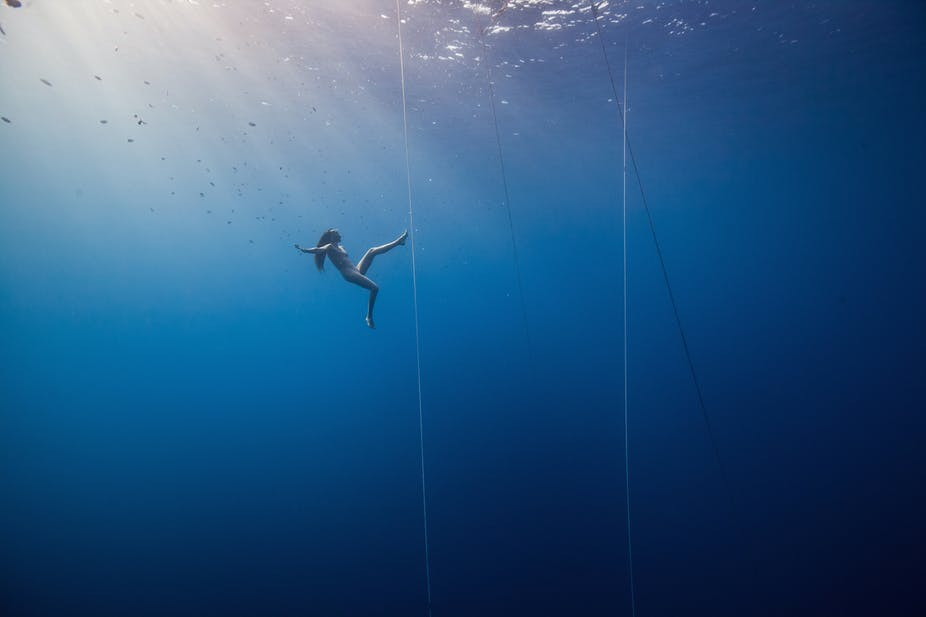 What Happens To Your Body If The Dive Is Too Deep?