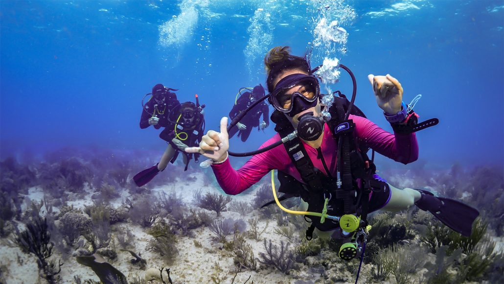 Why should you get certified to dive