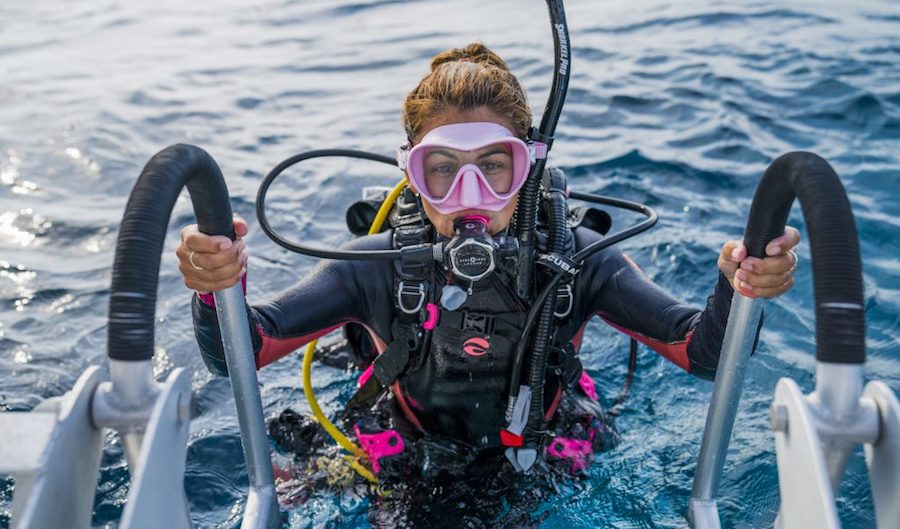 How Deep Can You Dive With Scuba Gear