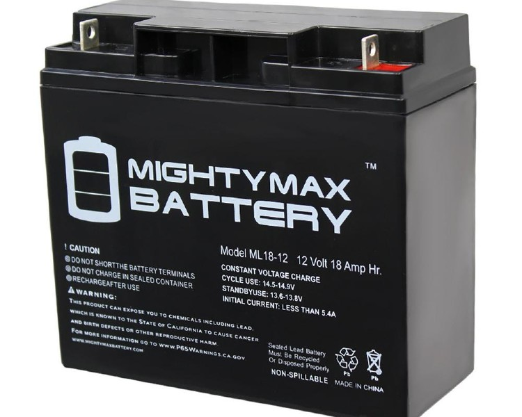 100ah deep cycle marine battery
