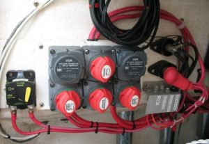 battery switch for marine