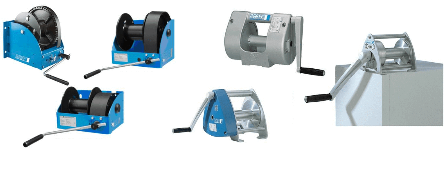 Types of Boat Winch