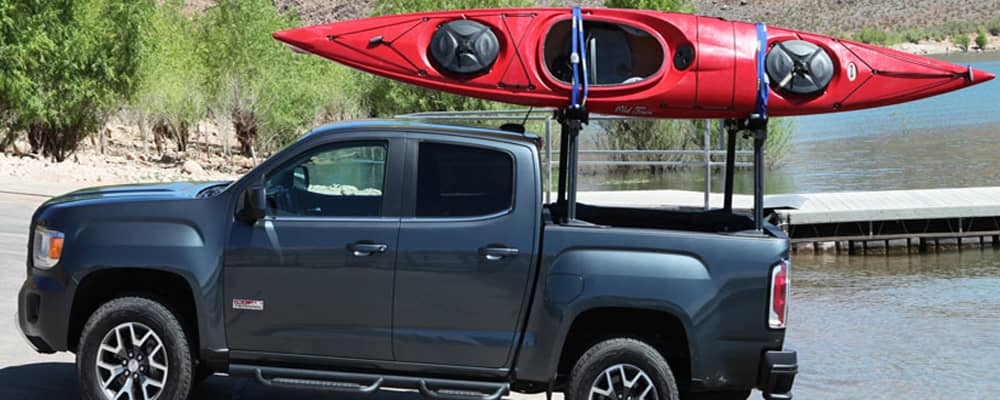 canoe rack for pickup truck