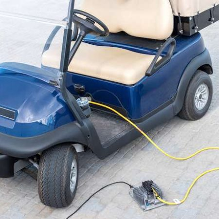 Golf Cart Chargers – Their Types and Considerations While Buying