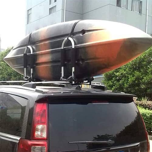 truck kayak rack