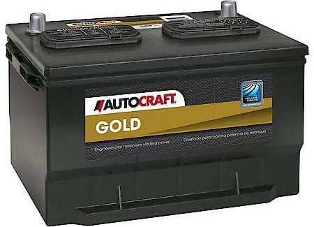 AutoCraft Gold Battery Review