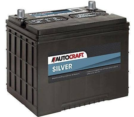 AutoCraft Silver Battery Review
