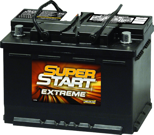 Super Start Extreme Batteries