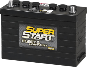 Super Start Fleet & Heavy-Duty Batteries