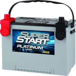 Super Start Platinum Batteries