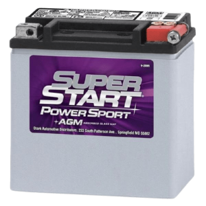 Super Start Power Sports Batteries