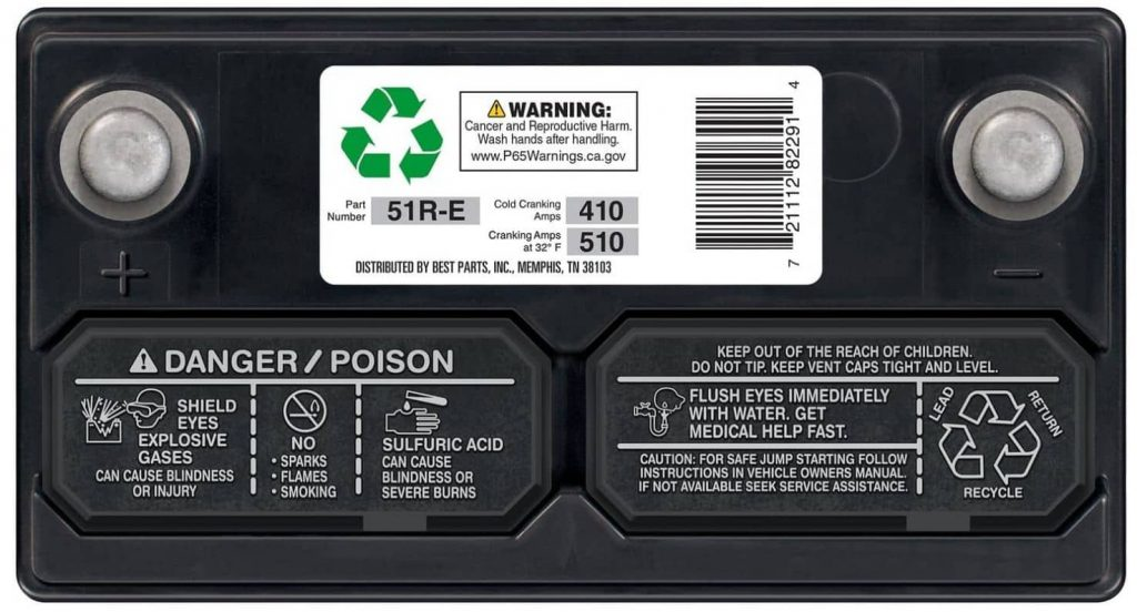 Econocraft Battery Reviews