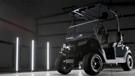 Lithium-Ion Golf Cart Battery Conversion