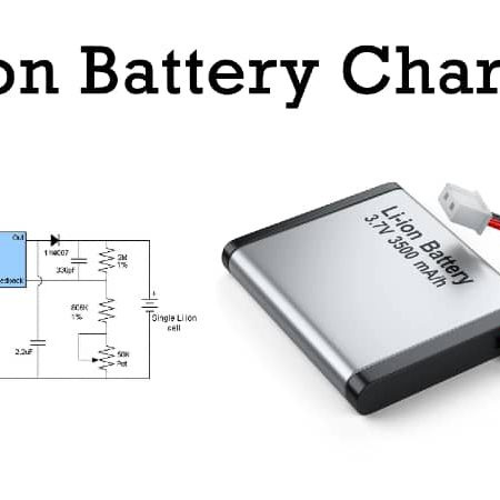 A Designer's Guide to Lithium Ion (Li-ion) Battery Charger