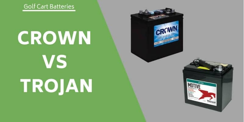Trojan T105 Vs Duracell – Which Battery Is Best For Your Golf Cart?
