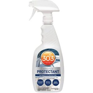 303 (30215) Products Marine Cleaner-Cleans And Protects, Clear Vinyl, And Plastics