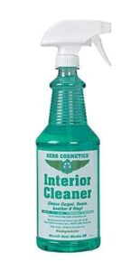 Interior Cleaner, Carpet Cleaner, Seat Cleaner, Fabric Cleaner
